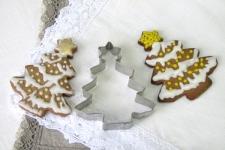 """Вырубка """"Новогодняя елка"""", 60 мм"""