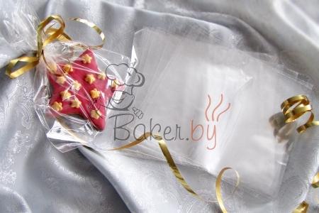 Пакет для пряников/печенья 150х150 мм, 10 шт