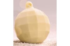 """Форма для шоколадных украшений """"Елочная игрушка 005"""", Ø60 мм (2 пластины по 6 ячеек)"""