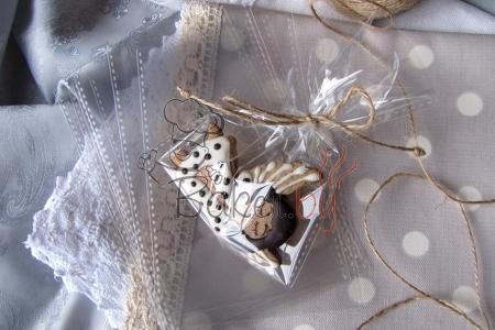 Пакет для пряников/печенья с рубашечным швом 100х150 мм, 10шт/уп.