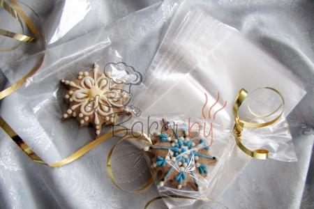 Пакет для пряников/печенья с рубашечным швом 100х150 мм, 100шт/уп.