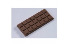 "Форма для конфет ""Плитка"" МА2007, 12 ячеек (74х33 h5 мм)"