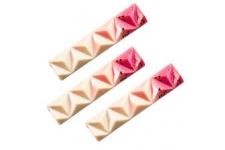 """Форма для конфет """"Плитка """"Геометрия"""" МА1915, 8 ячеек (123х27 h12 мм)"""