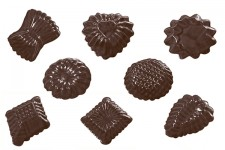 """Форма для шоколадных украшений """"Конфеты"""""""
