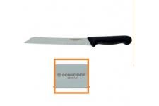 Нож для хлеба с гладким лезвием, рабочая длина 250 мм