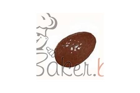 """Форма для шоколадных украшений """"Треснувшее яйцо"""", 4 ячейки 83х54 h24мм"""