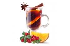 Чай клюквенный с имбирем (60 г), 1 шт.