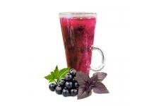 Чай из смородины с базиликом (40 г), 25 шт/уп.