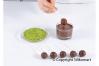 Форма силиконовая для изготовления объёмного шара Ø28 мм, 12 выемок