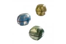 """Форма для конфет """"Бриллианты, ассорти"""" МА1994, 18 ячеек"""
