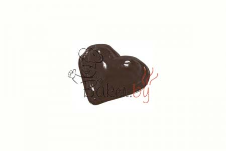 """Форма для шоколадных украшений """"Сердце"""""""
