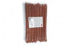 Сосиски Говяжьи гриль, заморож. 0,88 кг (Сибила) (8 шт/уп)