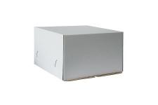 Коробка для торта, 300х300х h190 мм