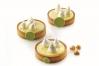 Кольцо для тарт перфорированное Ø80 h20 мм, термопластик